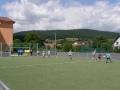Popoludní - prvý futbal na MINFE 2011 :-)