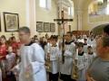 Nedeľná sv. omša s veriacimi