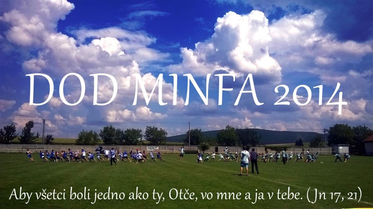 Prihlasovanie na DOD Minfa 2014